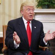Trump insiste posibilidad golpe en Venezuela