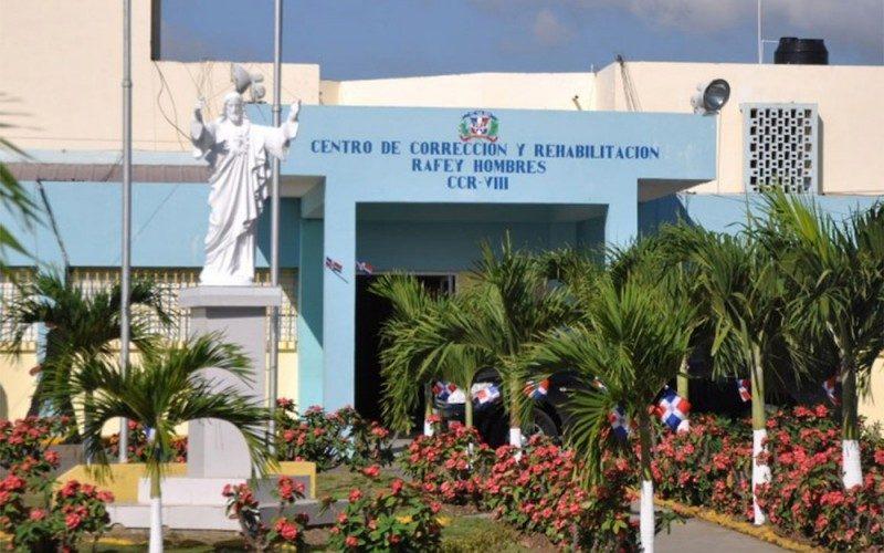 Dos reclusos escapan cárcel de Rafey