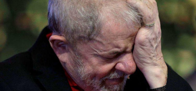 Dictan otra condena contra Lula da Silva