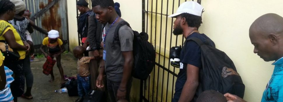 Siguen apresamientos haitianos ilegales