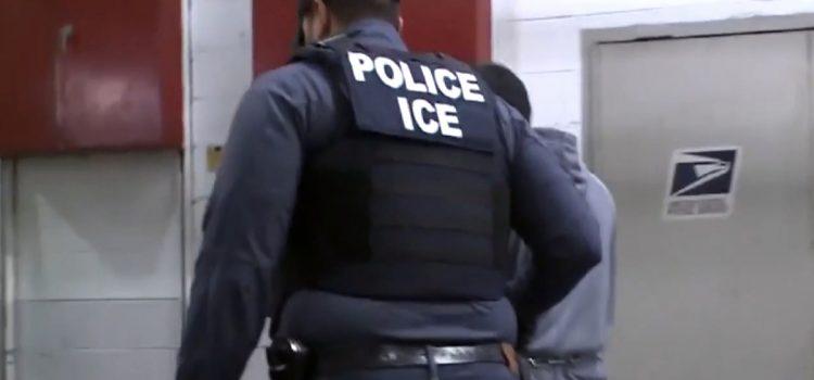 Migra detiene dominicanos con problemas judiciales