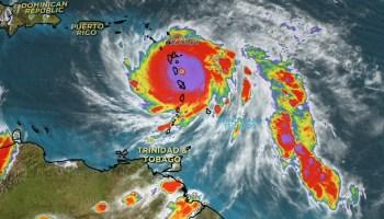 Podría adelantarse llegada huracán María