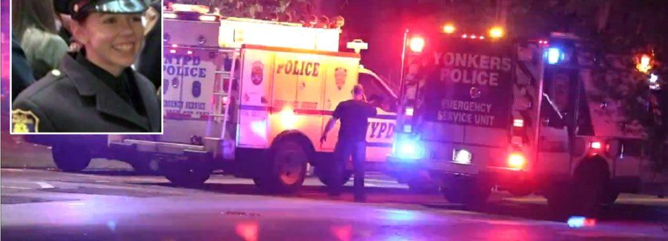 Acusan dominicanos herir mujer policía