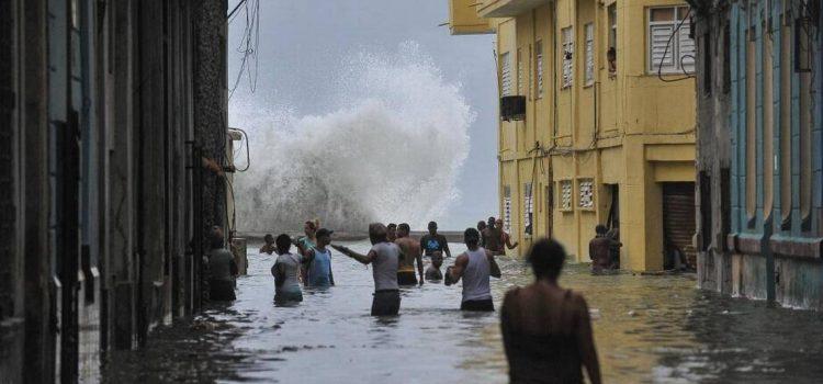 Diez muertos en Cuba por Irma