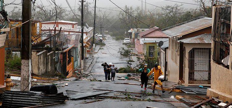 María provoca serios daños en Puerto Rico