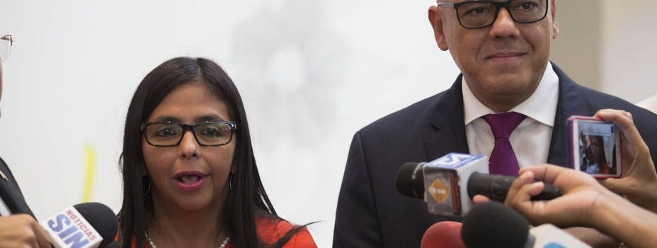 Chavistas optimistas con diálogo