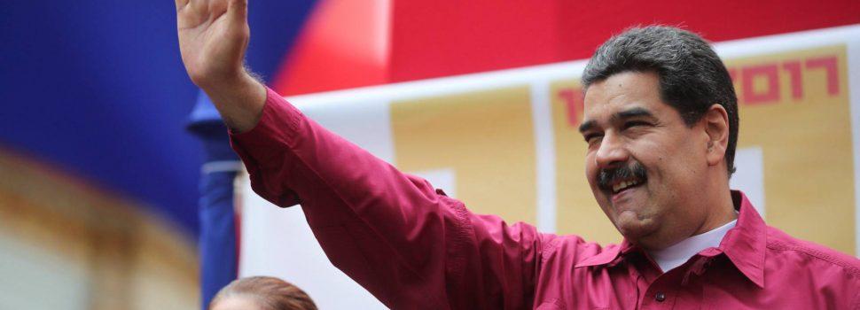 Maduro acepta ayuda aliados; rechaza la opositora