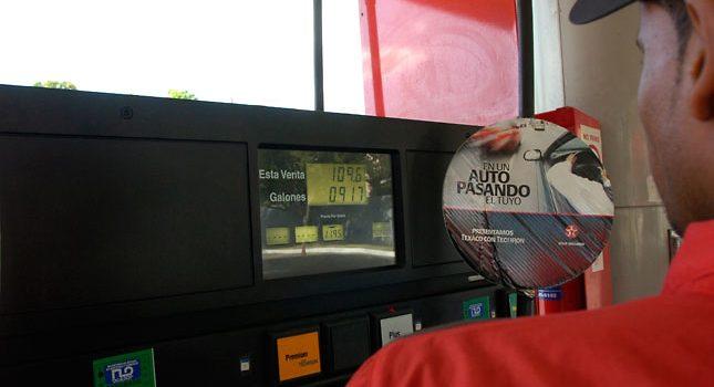 Bajan todos los precios combustibles
