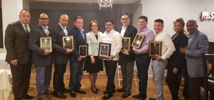 Consulado Boston reconoce familia Fernández