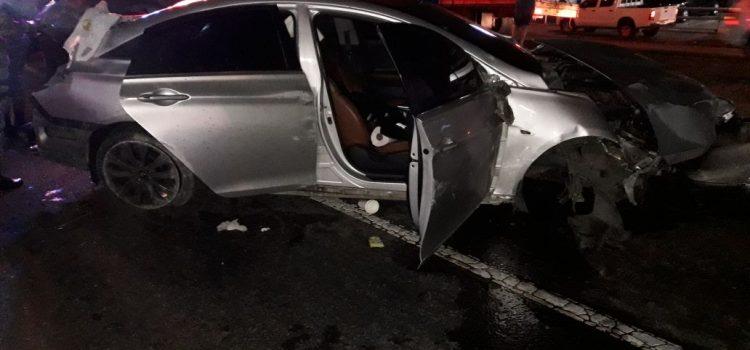 Dos muertos en accidentes de tránsito
