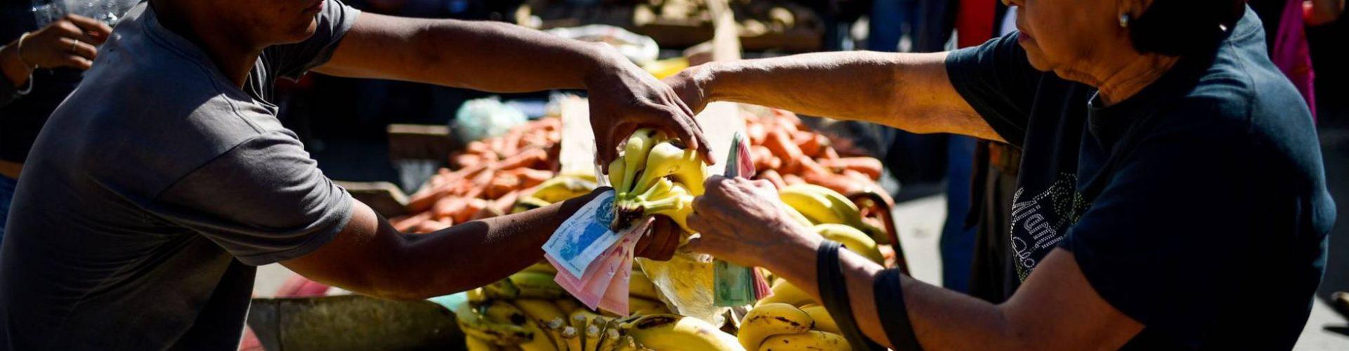 Crece devaluación moneda Venezuela