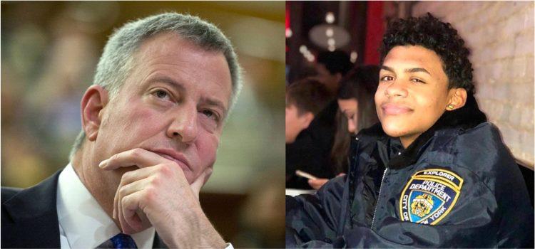 Alcalde propone monumento joven asesinado