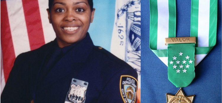 Honran la memoria policía asesinada
