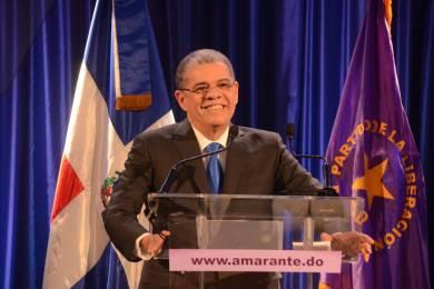 Amarante Baret  concentrará seguidores Santiago