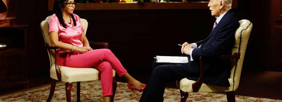 Gobierno Maduro insiste diálogo con EEUU