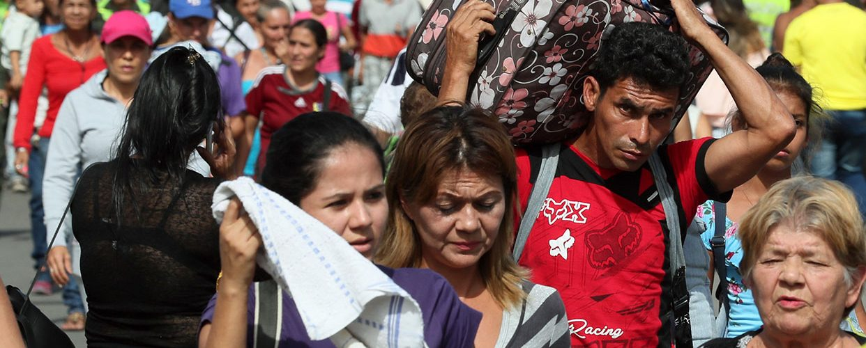 Se desborda solicitud asilo venezolanos