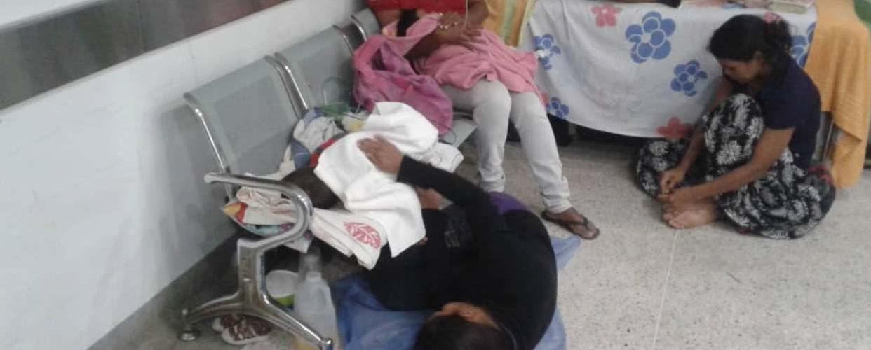 Servicio de salud Venezuela en picada