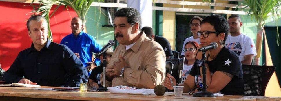 Maduro confía recuperación económica Venezuela