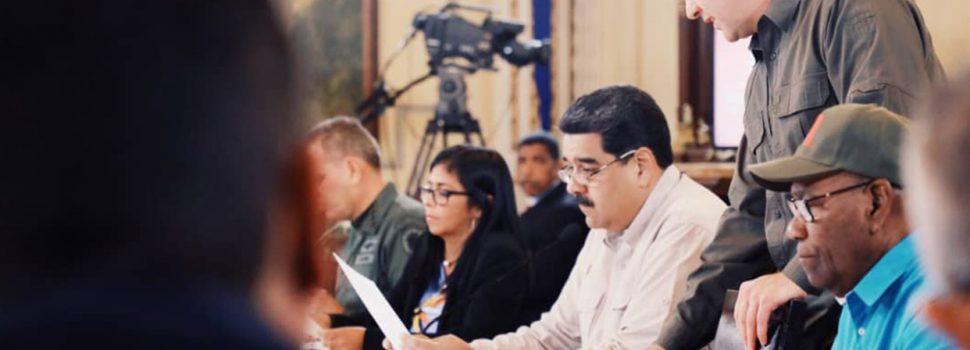 Maduro promete enfrentar supermercados