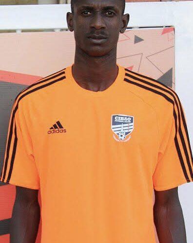 Cibao Fútbol Club con nuevo jugador