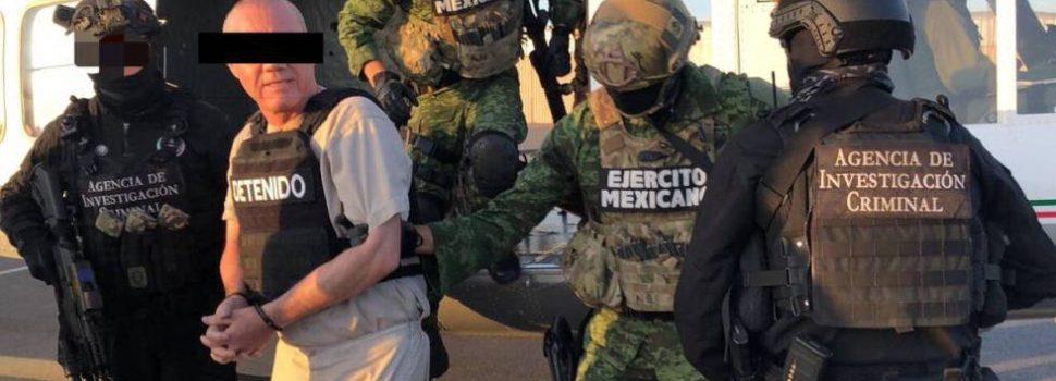 Extradictan capo declarará contra El Chapo
