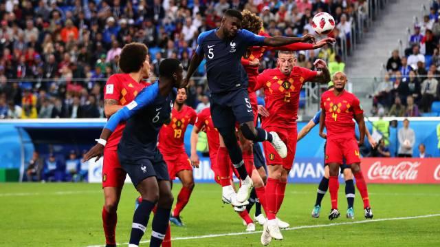 Francia a la final mundial fútbol