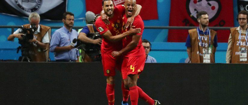 Bélgica despide a Brasil de mundial