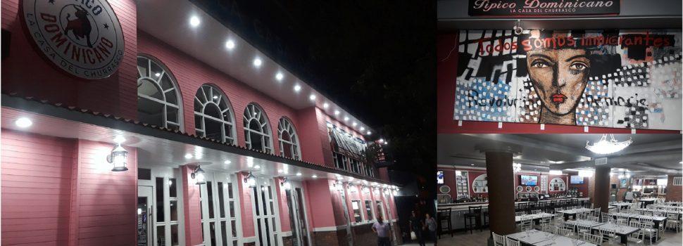 Cabrera convierte negocio en restaurante típico