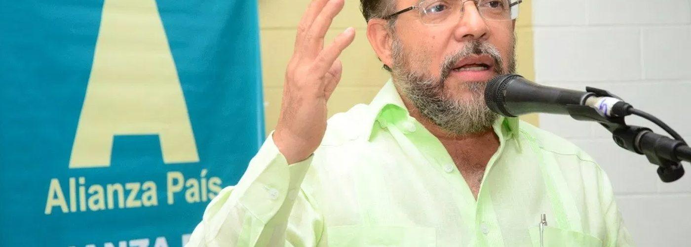 Moreno respalda formación frente opositor