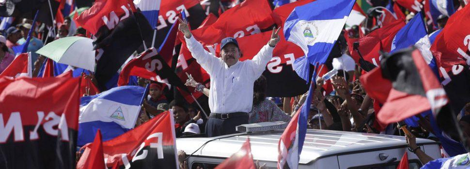 Presidente Nicaragua ataca Iglesia católica