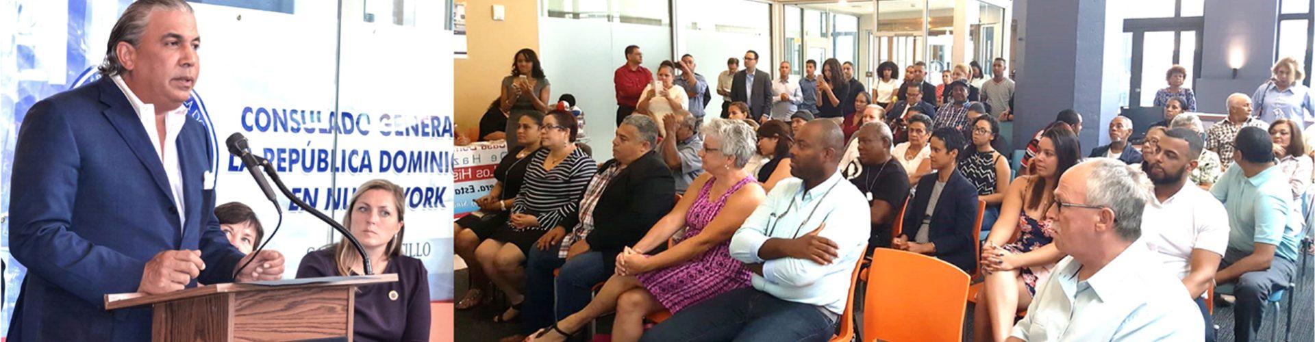 Consulado realiza actividad en Pensilvania
