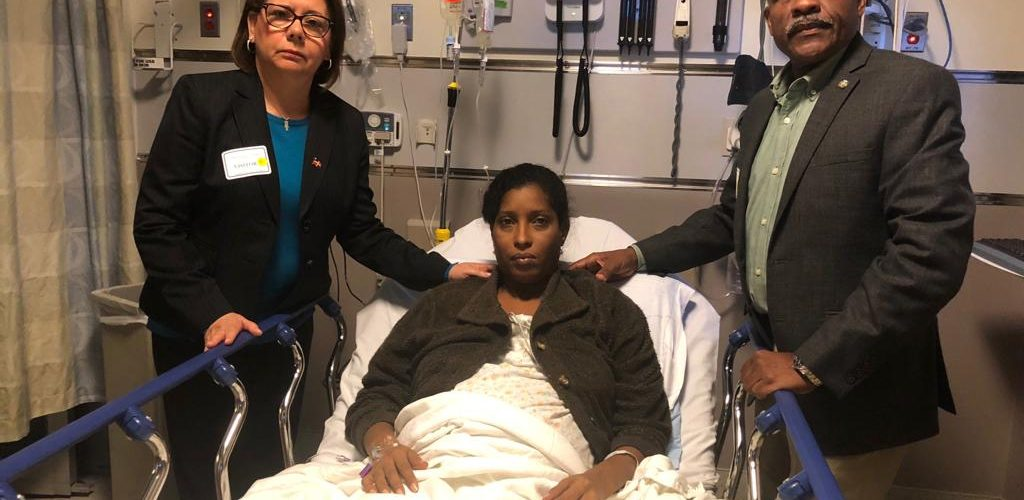 Consulado Boston apoya trasplante hígado