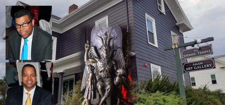 Se oponen funcionamiento templo satánico