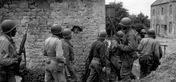Monumento dominicanos combatieron en Guerra Mundial