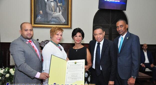 Reconocen a juez Guillermina Marizán