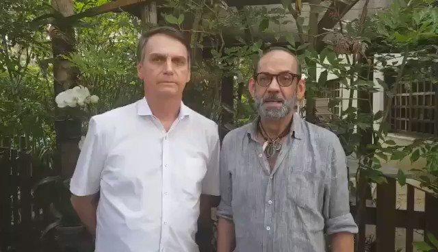 Bolsonaro busca respaldo de homoxesuales
