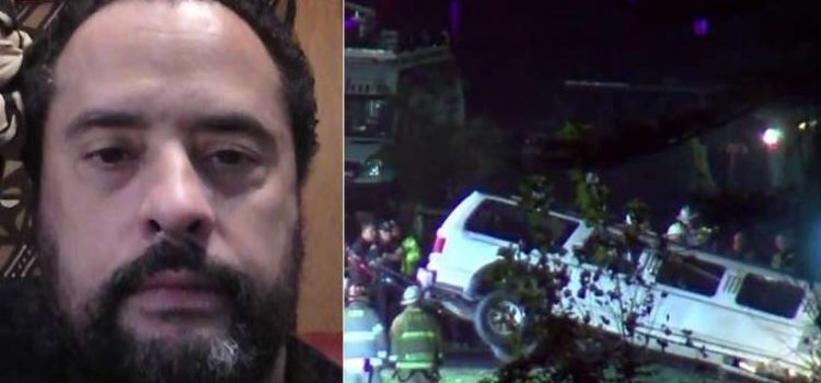 Citan fallas de limusina provocó 20 muertos