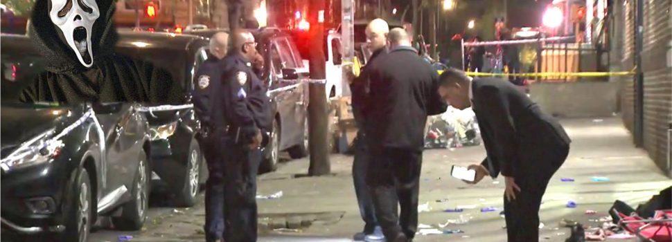 Buscan hombre atacó dos personas a tiros
