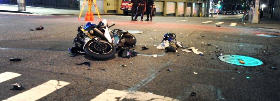 Muere en accidente un motorista dominicano