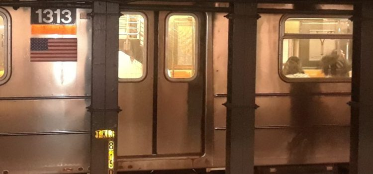 Muere joven caminaba entre vagones de tren