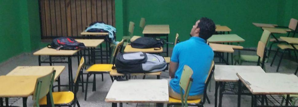 Baja asistencia alumnos reinicio año escolar