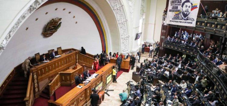 Asamblea Nacional rechaza participar diálogo