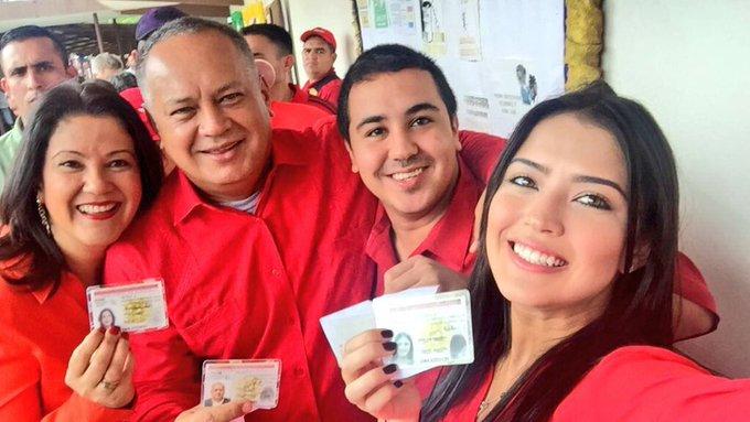 Dicen hijos Diosdado Cabello salieron de Venezuela