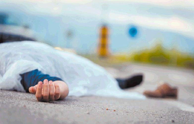 Dos muertos por choque de motocicletas