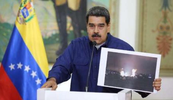 Maduro insiste EE.UU. provocaron el apagón