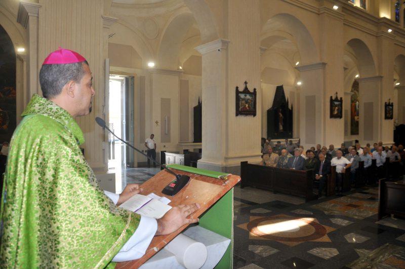 Obispo auxiliar pide fomento seguridad ciudadana