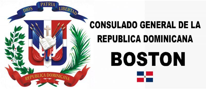 Cierra el consulado dominicano en Boston
