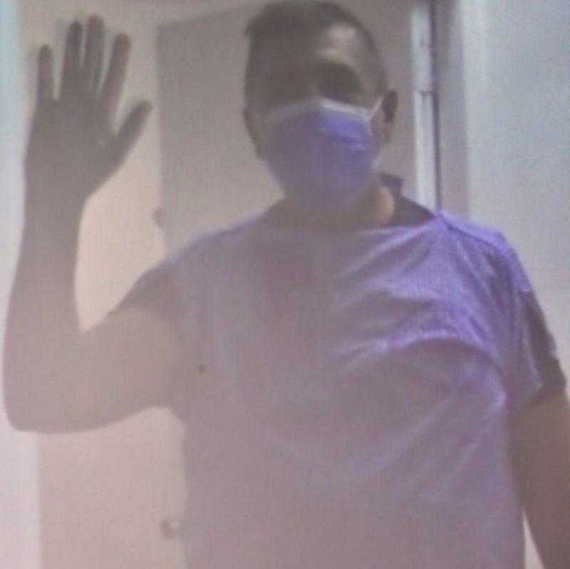 Ya dio negativo italiano primer paciente en RD por virus