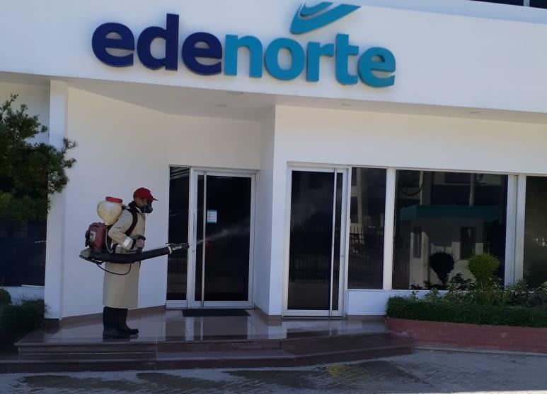 Edenorte busca disminuir transmisión de la Covid-19