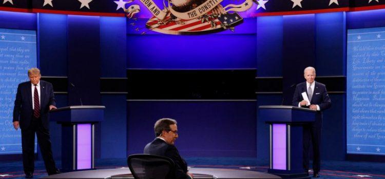 Insultos y ataques personales en primer debate presidencial